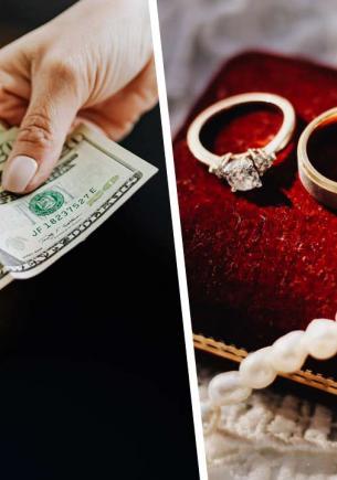 Жених выбирал кольцо, а получил мечту коллекционера. С таким спонсором зависть фанов НБА ему обеспечена