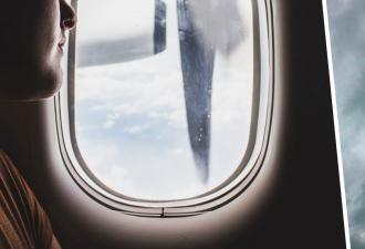 Прислонялись к окну в самолёте — перестанете. Стюардесса объяснила, почему любители сидеть так в опасности