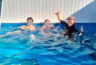 Тренер преисполнилась и построила бесконечный бассейн. А теперь удивляется бесконечным счетам за электричество