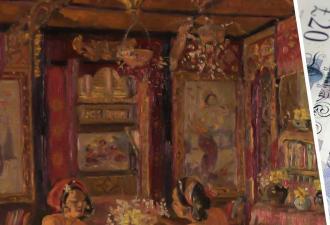 Дедушка повесил в гостиной дешёвую картину и попросил не продавать её. Через 70 лет наследники узнали почему