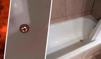 Постоялица отеля увидела свечение в сливе ванны. Объяснение знатоков отменило даже самые смелые теории