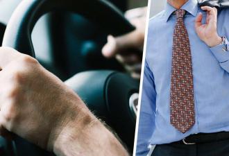 Друзья думали, что из бара их везёт обычный водитель Uber. Узнав его лицо, они протрезвели на всю жизнь