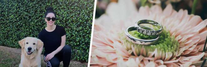 Невеста показала свадебное фото, а люди видят лишь фон. Найдено самое неудачное место для фотосессии