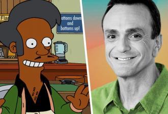 Он вам не Апу. Актёр озвучки из «Симпсонов» извинился за роль индийца, и фаны выписывают его из кумиров