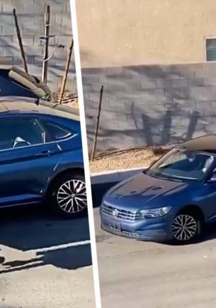 Незнакомка помогла девушке с паркингом, а вышло клише о дамах за рулём. Развязка — поворот от Роберта Б. Уайди