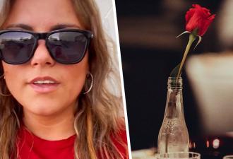 Блогерша сходила на свидание и посмотрела видео с него. Зря она раньше не заметила, как выглядело её лицо
