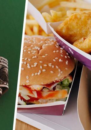 Клиент получил сдачу в «Макдоналдсе» и сорвал джекпот. Это не он заплатил за еду, а она ему