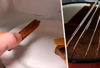 Кондитер положил шоколад Flake в печь и удивился. Теперь мы знаем, из чего строить корабль для полёта к Солнцу