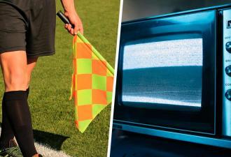 В Иране трансляцию футбольного матча прервали 100 раз из-за шорт судьи. Полиция моды против, обычная — за