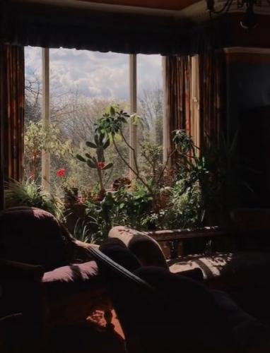 Англичанка показала свой дом, и от особняка мурашки по коже. Там творятся очень странные дела (буквально)