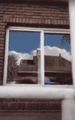 Блогерша посмотрела на отражение в окне и нашла пруфы симуляции. Но один закон физики разбил её доводы в прах