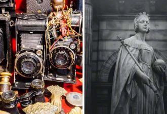 Историки случайно нашли в магазине артефакт, считавшийся утерянным. Так они доказали — учёные круче детективов