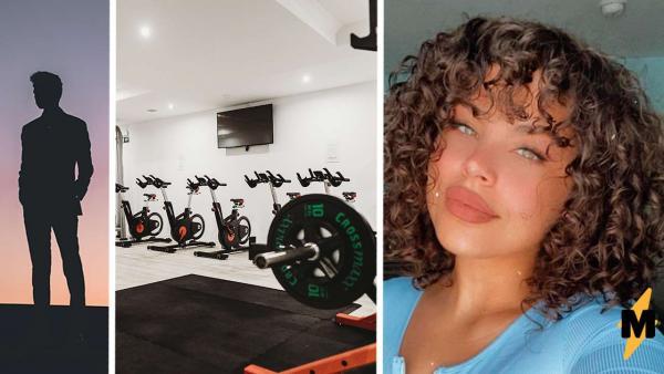 Снимать девушек в спортзале опасно, доказала блогерша. За то, как она наказала сталкера, люди ставят лайк