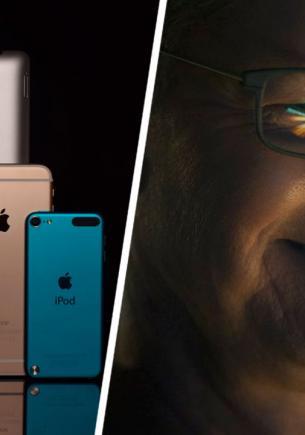 Ухмылка Тима Кука на презентации Apple — мем. И это то, что чувствуют люди, когда едят куриные крылышки ночью