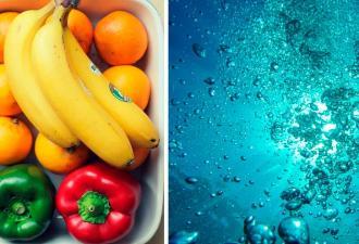 Как правильно мыть фрукты и овощи? Показала блогерша, а вышел кошмар инсектофоба (новый сезон)