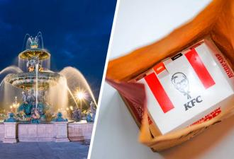 Фондю из KFC заказывали? Блогерша показала фонтанчик для фанов фастфуда, и после такого аппетит вам не вернуть