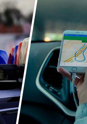 Водительница нашла GPS-трекер полицейских и заставила их страдать. Боль офицеров поймёт только Джеймс Бонд