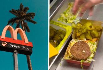 «МакКомбо» с ударом по аппетиту заказывали? Повар «Макдоналдса» показал, как готовит, и люди жаждут увольнения