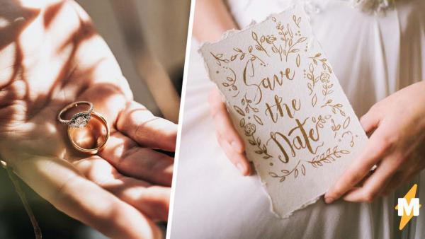 Невеста разослала свадебные приглашения, а жених готов уже всё отменить. Всё дело в дате и его можно понять
