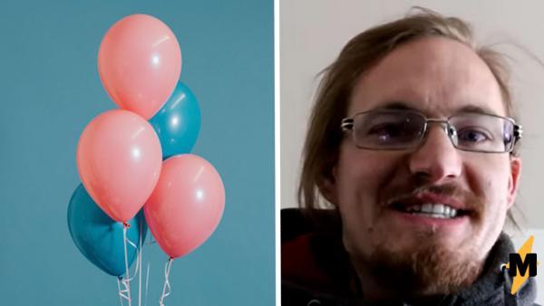 Блогер вдохнул газ из шарика, но такого эффекта не ожидал. Теперь он - Тёмный лорд, и ему нужны новые души