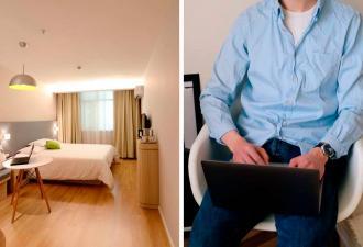 Жених снял номер в отеле ради свидания, но такого не ждал. На кровати сидел конкретный батя — с вопросами