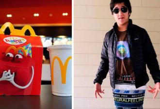Работник «Макдоналдса» показал, как делают «Хэппи Мил», и волшебство ушло. Люди не думали, что всё именно так