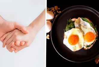 Бойфренд расстался с девушкой из-за куриных яиц. Узнав, как она их ест, люди тут же встали на сторону парня