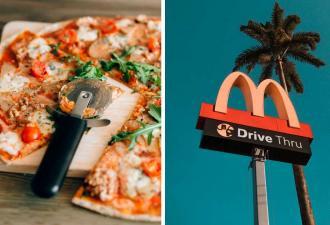 Гурман показал пиццу из «Макдоналдса», и слышно хруст (стереотипов). Королём фастфуда «Биг Мак» был не всегда