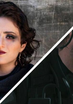 Блогерша — Веном Снейк на минималках. Стать героем Metal Gear Solid помогла рука (вернее, её отсутствие)