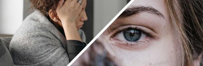 Как мигрень влияет на глаза. Блогерша узнала, увидев в отражении, какой бунт устроили её зрачки