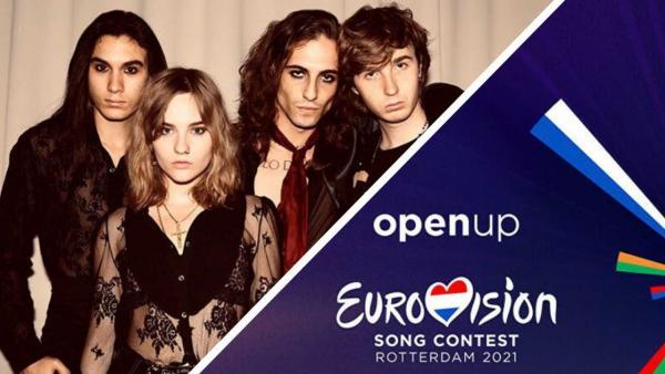 """Måneskin покорили """"Евровидение"""" так, что влюбились все. Лишь пара мемов с группой - и вы поймёте почему"""