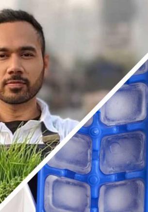 Как налить воду в форму для льда и не устроить потоп. Лайфхак повара доказал — мы делали это неправильно
