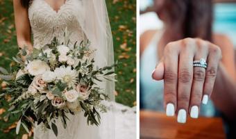 Невеста вышла замуж, но жениха на свадьбе гости не увидели. Правильно, ведь лозунг торжества — «Люби себя»