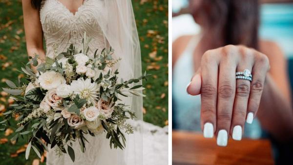 """Невеста вышла замуж, но жениха на свадьбе гости не увидели. Правильно, ведь лозунг торжества - """"люби себя"""""""