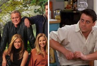 Фаны увидели Мэтта Леблана в спецэпизоде «Друзей», и мем родился. Теперь Джо — не краш, а ваш папа (или дед)