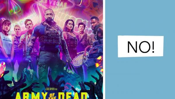 """Хотите посмотреть """"Армию мертвецов""""? Перехотите. Зрители делятся первыми отзывами так, что Зак Снайдер плачет"""
