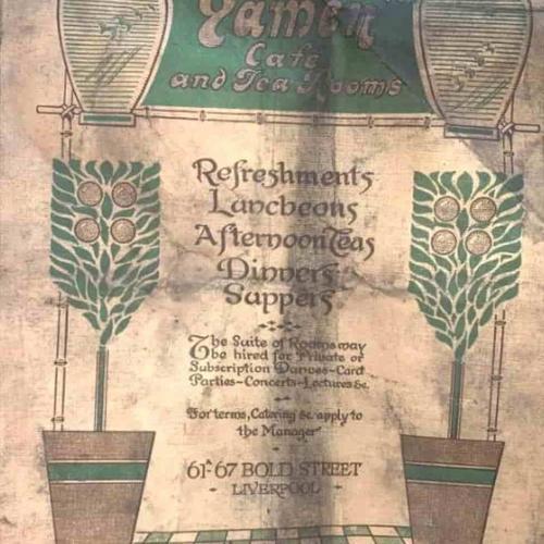 Рабочие нашли в тайнике меню 1913 года. Цены удивляют, но главное открытие - это блюда (Рамзи и не снилось)
