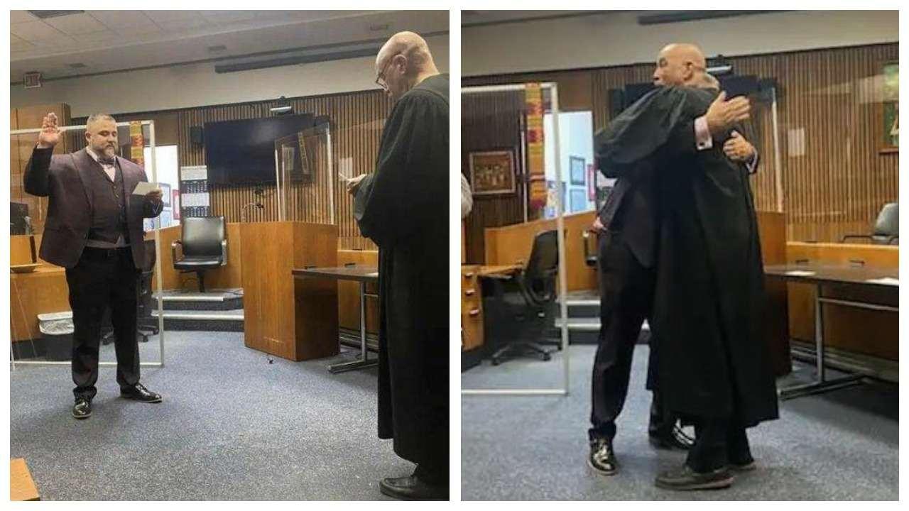 Судья не стал сажать наркодилера в тюрьму. Увидев, кем парень стал 16 лет спустя, он понял, что не ошибся