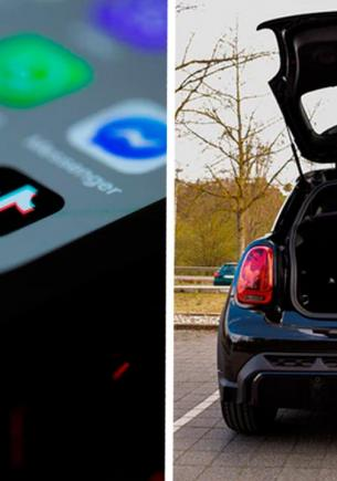 Как выбраться из багажника самостоятельно. Блогер показал лайфхак, и люди уверены, что его метод спасает жизни