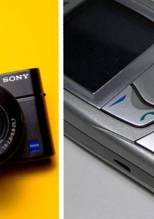 Блогер сделал фото на кнопочную Nokia, и мир не будет прежним. Ведь мы использовали гаджет-легенду неправильно
