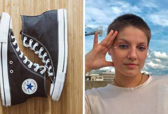 Художница против Converse, 1:1. Девушка обвинила бренд в плагиате, и модники готовы к бойкоту