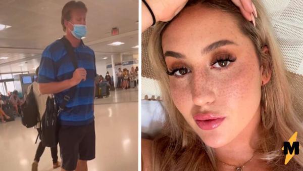 """Блогерша незнакомцу в аэропорту: """"Покажи галерею в телефоне"""". Он открыл её, и увиденное напугало сотни девушек"""