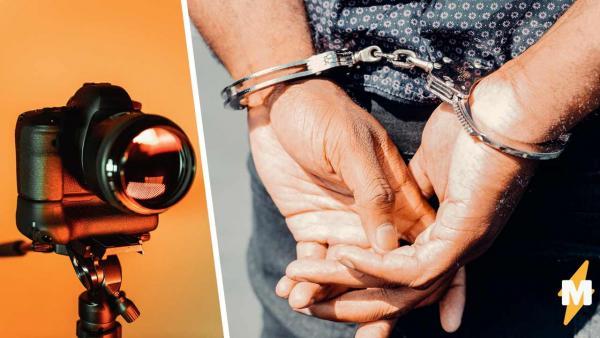Копы поймали грабителя и устроили с ним фотосессию. Выражение лица задержанного вызовет у вас недоумение