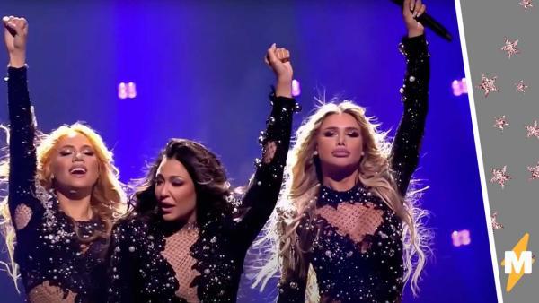 Россияне посмотрели «Евровидение», и мемы тут. На сцене не Сербия, а «клоны» «ВИА Гра» и Сержа Горелого