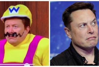 Люди увидели Илона Маска на шоу SNL, и шуткам быть. Ведь бизнесмен — злой двойник Марио, обваливший Dogecoin