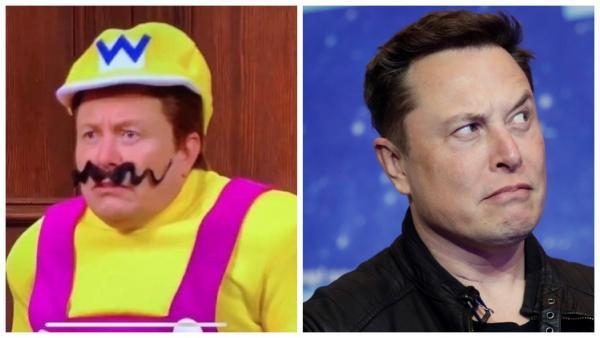 Люди увидели Илона Маска на шоу SNL, и шуткам быть. Ведь бизнесмен - злой двойник Марио, обваливший Dogecoin