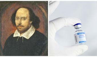 Журналистка сообщила срочную новость, но опоздала на 400 лет. Или это мы чего-то не знали об Уильяме Шекспире?