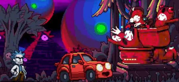 Рик и Морти попали в бесконечный ночной кошмар. Фанаты готовят свои консоли, но для этого нужно подождать