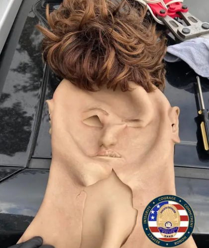 Вор целый год уходил от полиции, изобретя гениальный лайфхак. Всё, что ему потребовалось - сменить цвет кожи