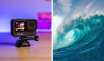 Парень нашёл GoPro, потерянную в 2016 году. Удивительнее её состояния только видео, сохранившееся на камере